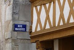 Avallon - Rue Masquée