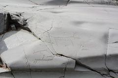 Norway, Unprotected Rock Carvings in Alta Museum