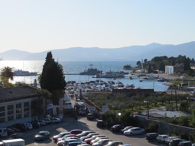 Split : baie de Kastela.