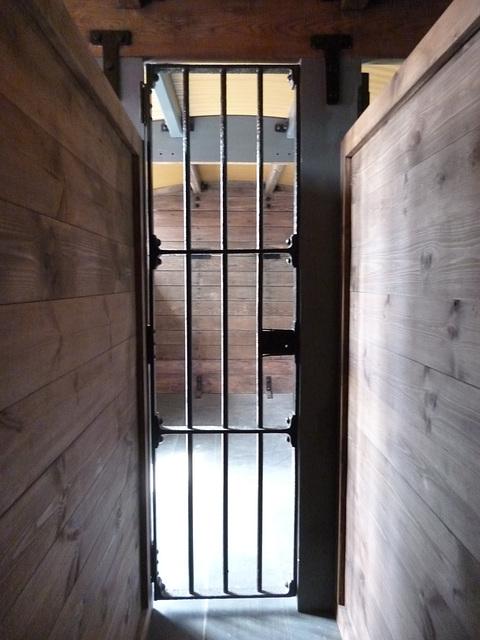 PQR - locked up