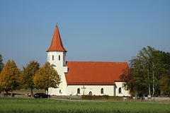 Pavelsbach, Friedhofskirche St. Cäcilia