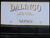 Dalingo narrowboat