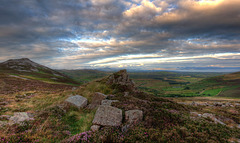 Eifl Mountain, Lleyn Peninsula, North Wales