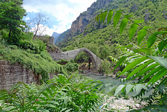Greece - Konitsa bridge