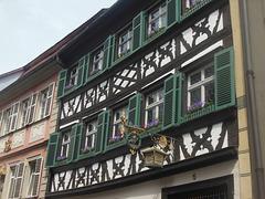 Fachwerk in Bamberg