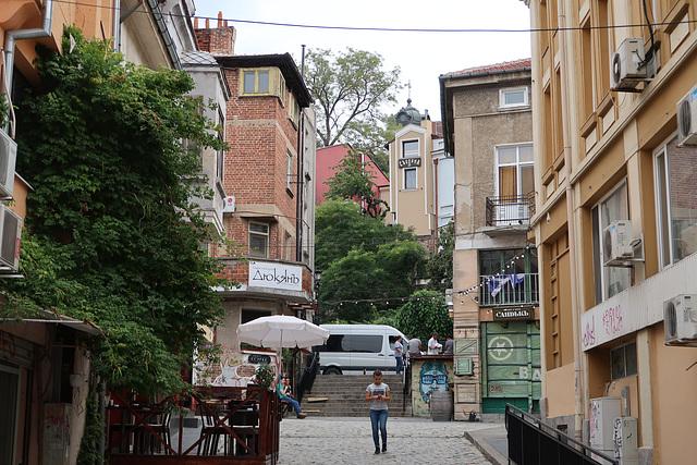 Interesting side-street