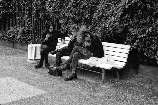 Punk (Berlin 1988)