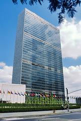 United Nations Secretariat Building - 1986