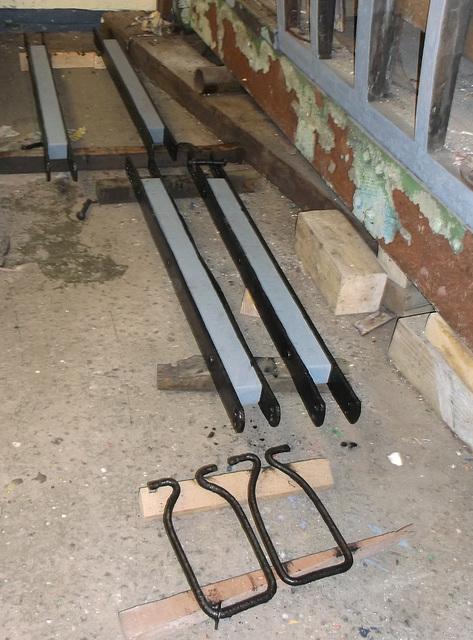 PQR - rigging repaired