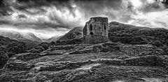 Dolbadarn Castle, orth Wales