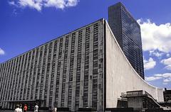New York - United Nations Headquarters - 1986
