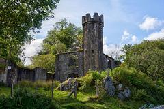 Mulgrave Barracks picturesque Ruins
