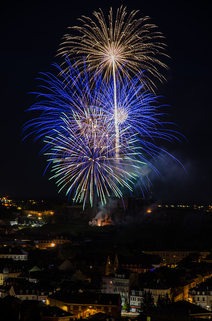 BELFORT: 2015.07.13 Feux d'artifice. 05