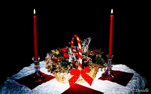 Ambiance de Noël….