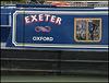 Exeter narrowboat