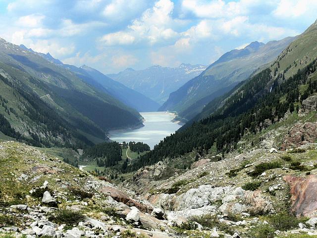 Austria Silvretta See