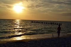 Evening fishing...