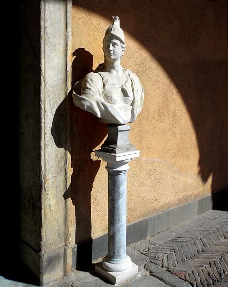 a presidio della porta del principe