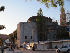 Split : tour sud-est.