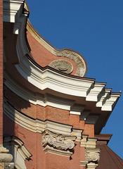 Detail an der St. Michaeliskirche