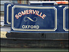 Somerville narrowboat