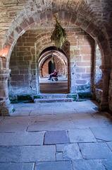 Undercroft Norton Priory