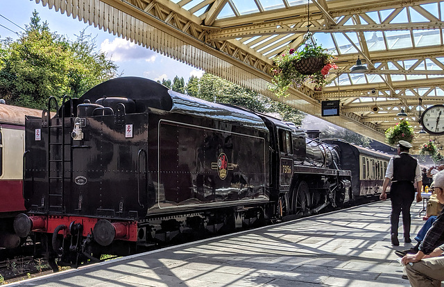 Great Central Railway Loughborough Leicestershire 4th August 2021