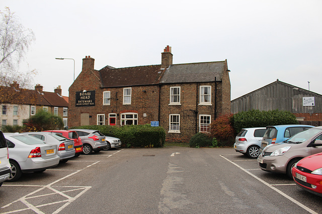 The Boars Head, Newmarket, Louth, Lincolnshire