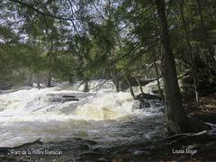 Parc des chutes de la rivière Batiscan