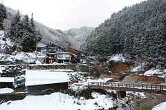 Japan, The Valley of Yokoyu River