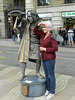Барселона. Улица Рамбла.Christopher Columbus ) Barcelona.Rambla Street.