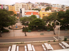 Amílcar Cabral Square (former New Square).