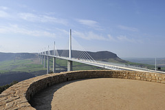 HFF from Millau