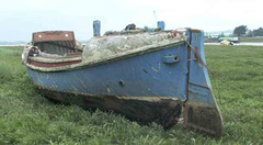 WR - Barnstaple; derelict
