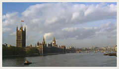 Thames at Westminster