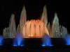 Поющие фонтаны в Барселоне.Barcelona.La Fuente Magica.