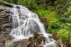 Strannerbach waterfall