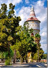 """Torre de Les Aigües"" - La Barceloneta - BCN"