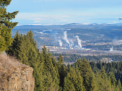 View from the Pinnacles. (Quesnel,BC - Canada)