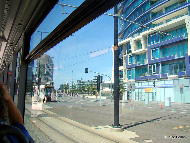 From a Bus Window