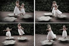 """"""" les elfes joyeux dansent sur la plaine """""""