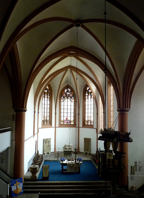Blomberg - Parish Church