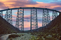 Viaducto la Polvorilla - 4200 m