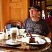 HU - Budapest - me, at Café Gerbeaud