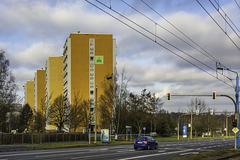 Chemnitz, an der Wladimir-Sagorski-Straße