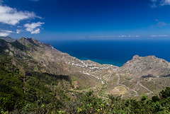 Canary Islands - Tenerife - Anaga Mountains - Mirador Bailadero