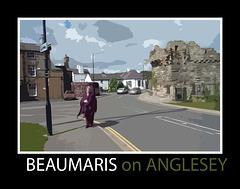 Beaumaris poster