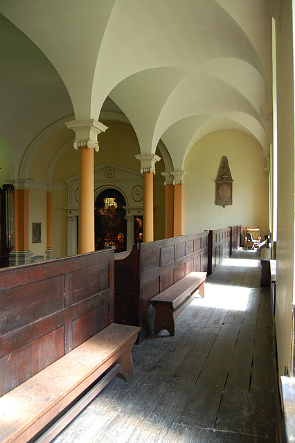 View in the gallery of West Front, St Paul's Church, St Paul's Square, Birmingham, West Midlands