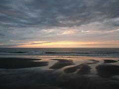 Lever de plage / Beachrise