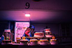 9 tortas